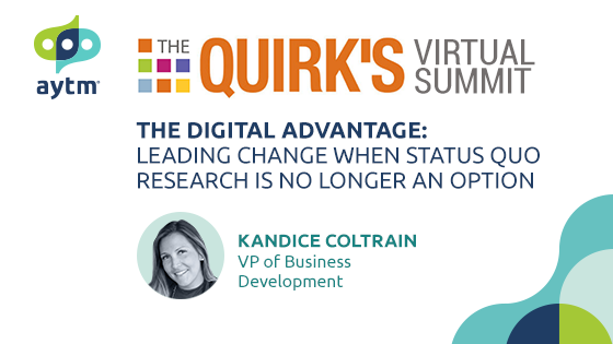 The Quirk's Event – Virtual 2020