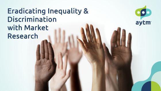 Eradicating Inequality & Discrimination with Market Research