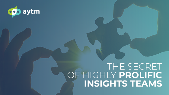 The Secret of Highly Prolific Insights Teams