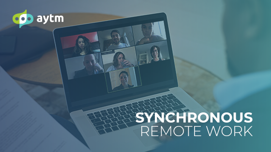 Team working remotely? Try this unusual yet effective meeting style for real-time collaboration