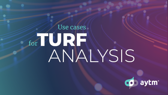 Use Cases and Best Practices for TURF Analysis