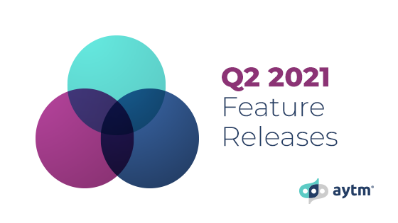 Q2 2021 Feature Releases